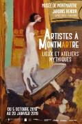 Artistes à Montmartre : lieux et ateliers mythiques au Musée de Montmartre