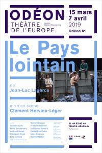 Le Pays lointain à l'Odéon - Théâtre de l'Europe