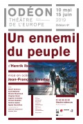 Un ennemi du peuple à l'Odéon - Théâtre de l'Europe