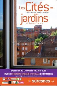 Les Cités-jardins d'Île-de-France au Musée d'Histoire Urbaine et Sociale