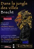 Dans la jungle des villes au Tremplin Théâtre