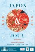 Japon & Jouy : dialogues entre Sarasa et Indiennes au Musée de la Toile de Jouy