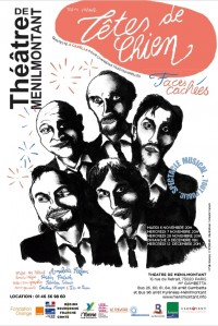Faces cachées au Théâtre de Ménilmontant