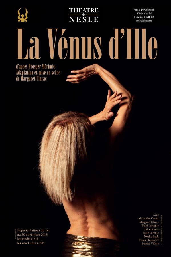 La Vénus d'Ille au Théâtre de Nesle