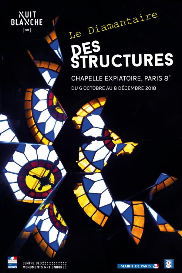 Le Diamantaire, Des Structures à la Chapelle Expiatoire