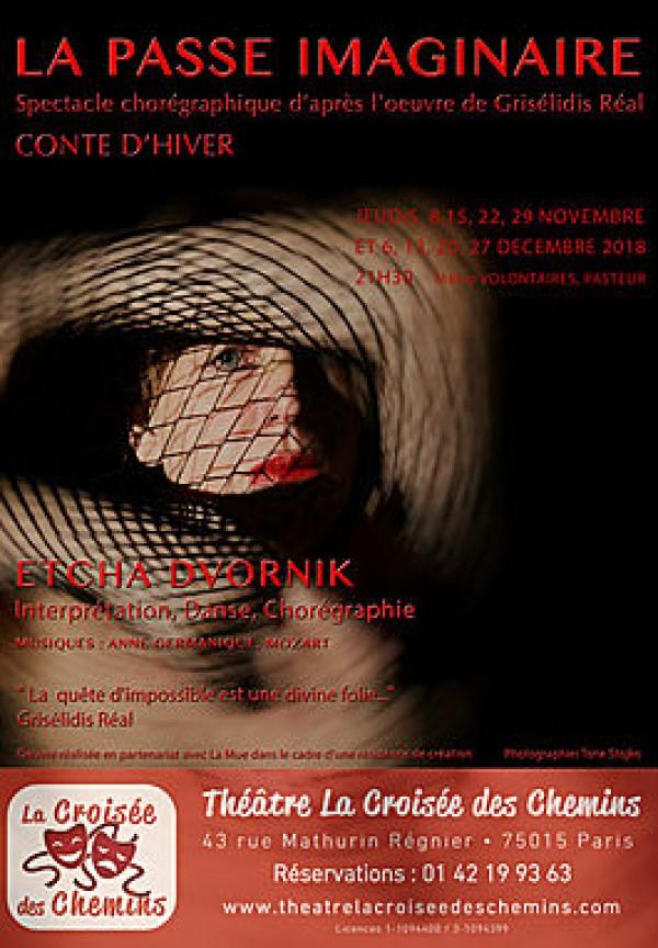 La Passe imaginaire au Théâtre La Croisée des Chemins