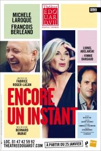 Encore un instant au Théâtre Édouard VII