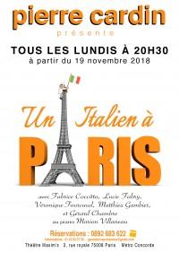 Un Italien à Paris au Musée Art Nouveau Maxim's