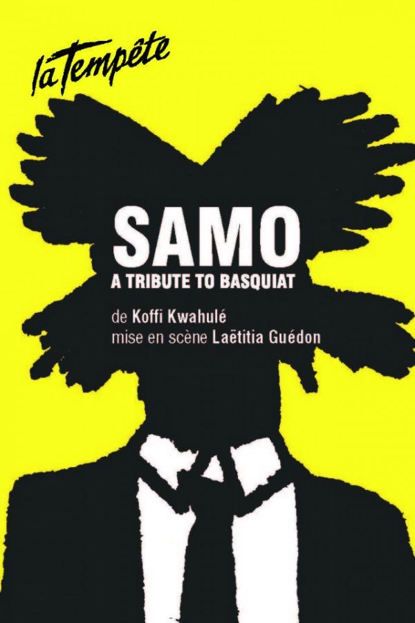 SAMO, a Tribute to Basquiat au Théâtre de la Tempête