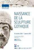 Naissance de la sculpture gothique au Musée de Cluny