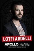 Lotfi Abdelli à l'Apollo Théâtre