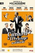 Le Canard à l'orange au Théâtre de la Michodière