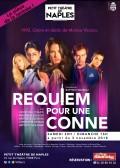 Requiem pour une conne au Théâtre de Naples