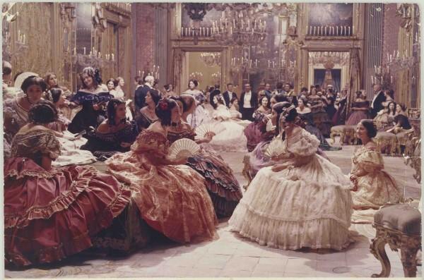 Le Guépard - Photographie de G.B. Poletto - Coll. Fondation Pathé.