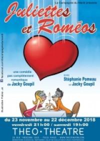 Juliettes et Roméos au Théo Théâtre