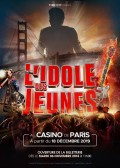 L'Idole des jeunes au Casino de Paris