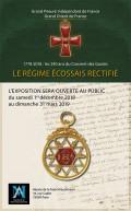 Le Régime Écossais Rectifié au Musée de la Franc-Maçonnerie