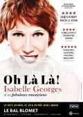 Oh là là : Isabelle Georges au Bal Blomet