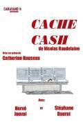 Cache cash au Théâtre L'Essaïon
