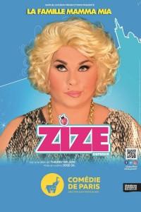 Zize : La Famille Mamma Mia ! à la Comédie de Paris