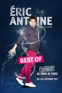 Éric Antoine : Best of au Dôme de Paris