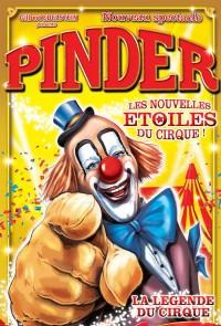 Les Nouvelles Étoiles du cirque ! au Cirque Pinder