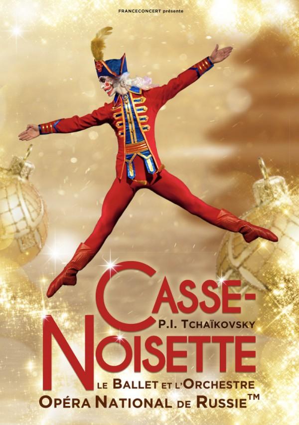 Casse-noisette au Palais des Congrès de Paris