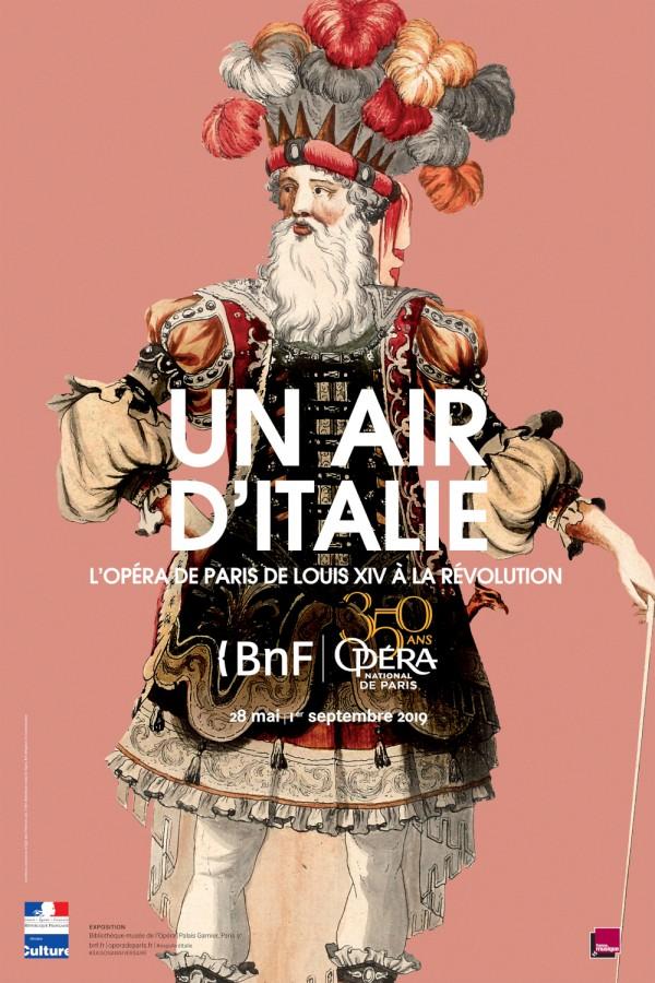 Un air d'Italie à la Bibliothèque-musée de l'Opéra - Palais Garnier