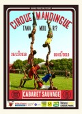 Cirque Mandingue : Tana Mou Ri ? au Cabaret sauvage