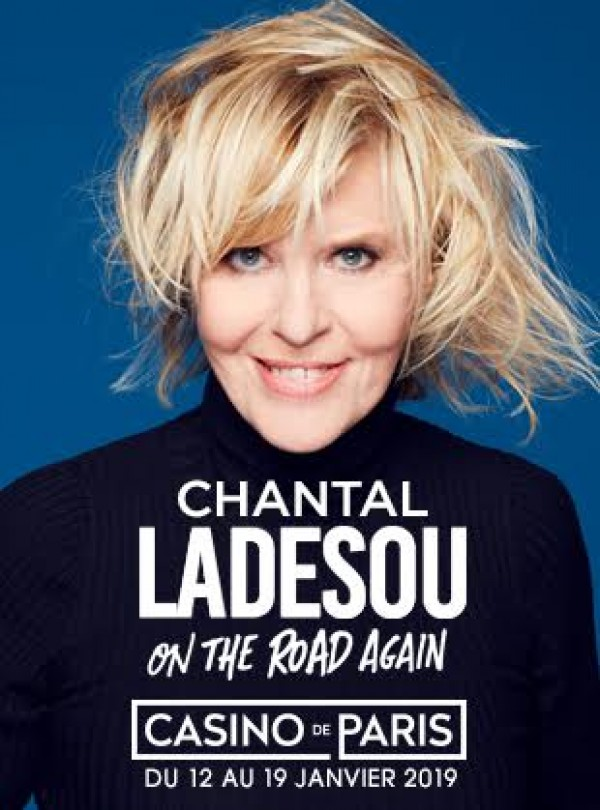 Chantal Ladesou : On the Road again au Casino de Paris