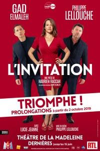 L'Invitation au Théâtre de la Madeleine