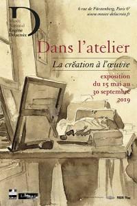 Dans l'atelier : la création à l'œuvre au Musée Delacroix