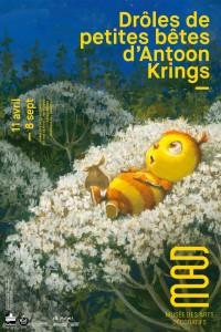 Les Drôles de Petites Bêtes d'Antoon Krings au MAD Musée des Arts Décoratifs