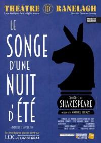 Le Songe d'une nuit d'été au Théâtre Ranelagh