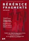 Bérénice / Fragments au Théâtre de l'Épée de Bois