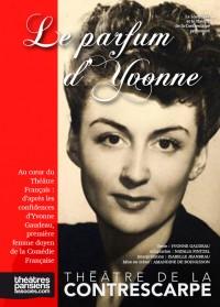 Le Parfum d'Yvonne au Théâtre de la Contrescarpe