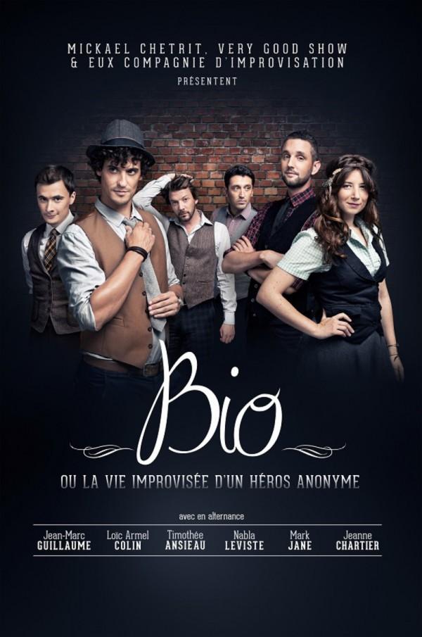 Bio à la Comédie de Paris