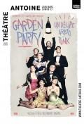 Garden-Party au Théâtre Antoine