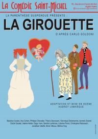 La Girouette à la Comédie Saint-Michel