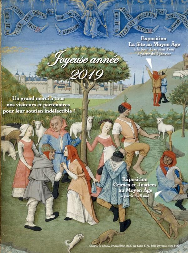 La Fête au Moyen Âge à la Tour Jean sans Peur