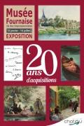 20 ans d'acquisitions au Musée Fournaise