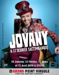 Jovany & le dernier saltimbanque au Grand Point Virgule