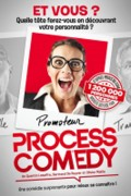 Process Comedy à l'Apollo Théâtre