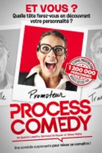 Process Comedy à l'Apollo Théâtre