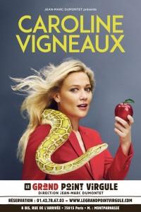 Caroline Vigneaux au Grand Point Virgule