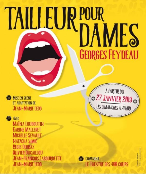 Tailleur pour dames au Guichet-Montparnasse