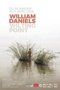 William Daniels, Wilting Point au Pavillon Carré de Baudouin