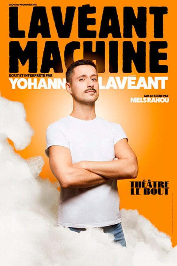 Lavéant machine au Théâtre Le Bout