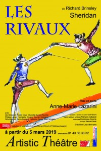Les Rivaux à l'Artistic Théâtre
