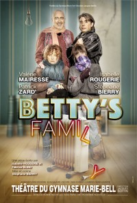 Betty's Family au Théâtre du Gymnase